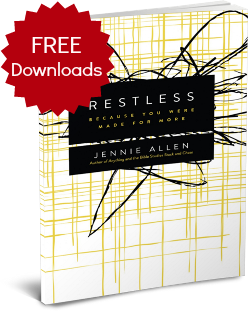 [PDF] Restless Study Guide Because You Were Made For More ...