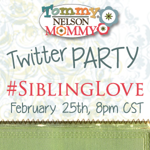 sibling love twitter party